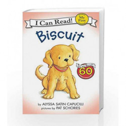 Biscuit (My First I Can Read) by Alyssa Satin Capucilli Book-9780064442121
