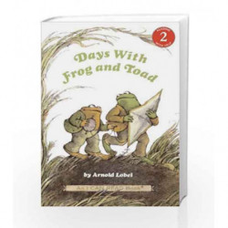 Days with Frog and Toad (I Can Read Level 2) by Arnold Lobel Book-9780064440585