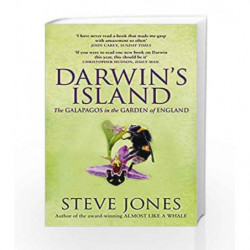 Darwin's Island: The Galapagos in the Garden of England by Steve Jones Book-9780349121413