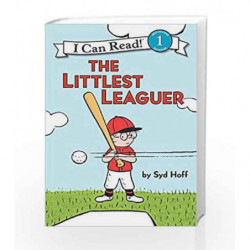 The Littlest Leaguer (I Can Read Level 1) by Syd Hoff Book-9780060537746