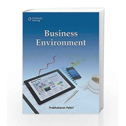 Business Environment by Prabhakaran Paleri Book-9788131519479