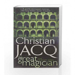 The Great Magician (THE MOZART SERIES) by Christian Jacq Book-9781416526612