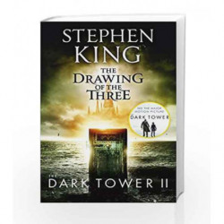 The Dark Tower II: The Drawing of the Three by Stephen King Book-9781444723458