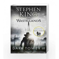 The Dark Tower III: The Waste Lands by Stephen King Book-9781444723465