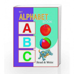 My Alphabet (Pre-School Picture Books) by NA Book-9788184510003