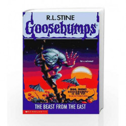 The Beast From the East (Goosebumps - 43) by R.L. Stine Book-9780590568807