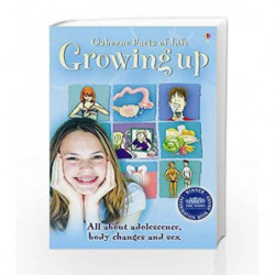 Growing Up (Usborne Facts of Life) by Susan Meredith Book-9780746031421