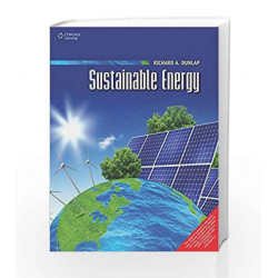 Sustainable Energy by Richard Dunlap Book-9788131520499