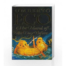 Island Of The Day Before by Umberto Eco Book-9780749396664