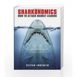 Sharkonomics: How to Attack Market Leaders by Stefan Engeseth Book-9789814346344
