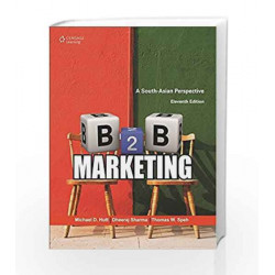 B2B Marketing: A South-Asian Perspective by Sharma Dheeraj Book-9788131520796