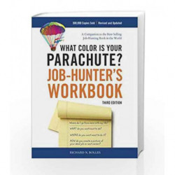 What Color Is Your Parachute? Job-Hunter's Workbook, Third Edition by Richard N. Bolles Book-9781580080095