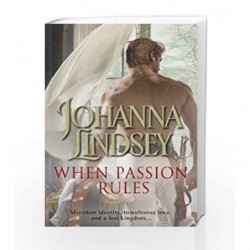 When Passion Rules by Johanna Lindsey Book-