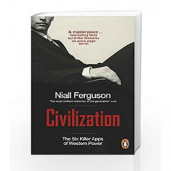 Civilization: The Six Killer Apps of Western Power by Niall Ferguson Book-9780141044583