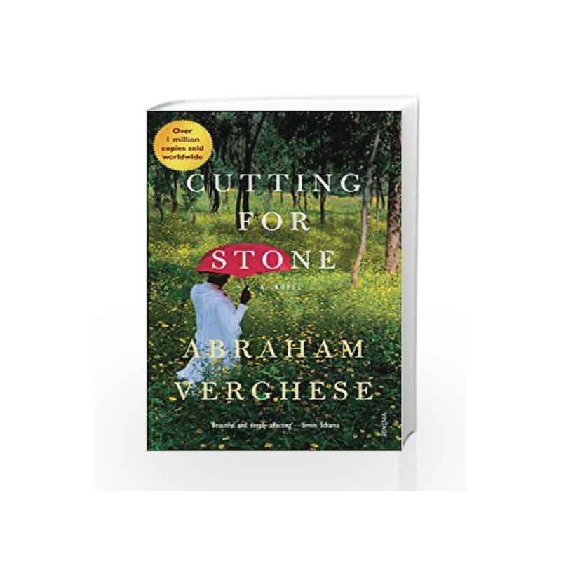 Cutting for Stone by Abraham Verghese Book-9788184001167
