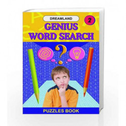 Genius Word Search - Part 2 by NA Book-9788184510935