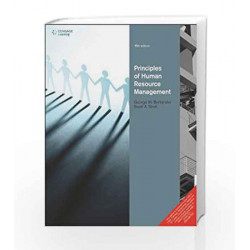 Principles of Human Resource Management by George W. Bohlander Book-9788131521663