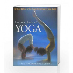 The New Book Of Yoga by Sivananda Yoga Centre Book-9780091874612