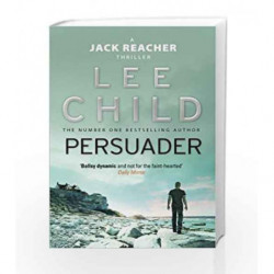 Persuader: (Jack Reacher 7) by Lee Child Book-9780553813449