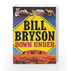 Down Under (Bryson) by Bill Bryson Book-9780552997034