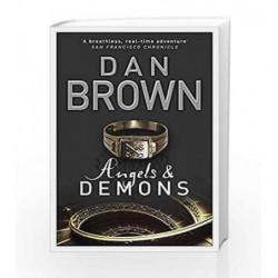 Angels and Demons (Robert Langdon) by Dan Brown Book-9780552161268