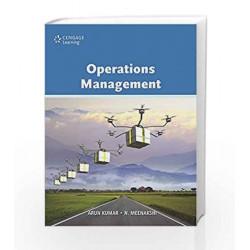 Operations Management by Arun Kumar Book-9788131523117
