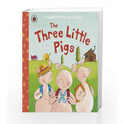The Three Little Pigs (First Favourite Tales) by Nicola Baxter Book-9781409312369