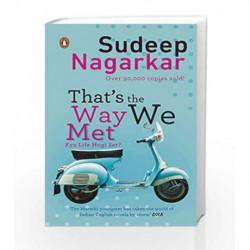That's the Way We Met by Sudeep Nagarkar Book-9788184001785