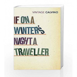 If On A Winter's Night A Traveller (Vintage Classics) by Italo Calvino Book-