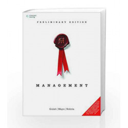 Management, Preliminary Edition by Ranjay Gulati Book-9788131524763