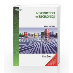 Introduction to Electronics by Earl Gates Book-9788131524787