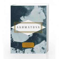 Anna Akhmatova: Poems (Everyman's Library POCKET POETS) by Akhamatova, Anna Book-9781841597706