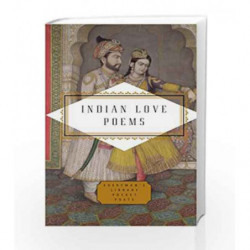 Indian Love Poems (Everymans Library Pocket Poets) by Alexander, Meena Book-9781841597577