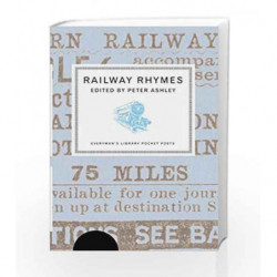 Railway Rhymes by Ashley, Peter Book-9781841597782