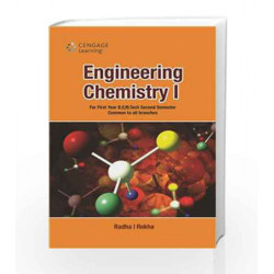 Engineering Chemistry: I by Radha Book-9788131524954