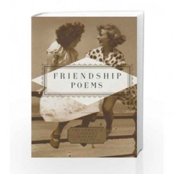 Poems Of Friendship (Everyman's Library Pocket Poet) by Washington, Peter Book-9781857157192
