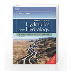 Introduction to Hydraulics & Hydrology With Applications for Stormwater Management by  Book-9788131524992