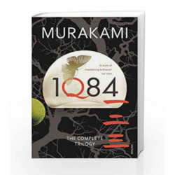 1Q84: Books 1, 2 & 3 by Haruki Murakami Book-9780099578079
