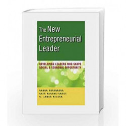 The New Entrepreneurial Leader by Greenerg Danna Book-9781609946975