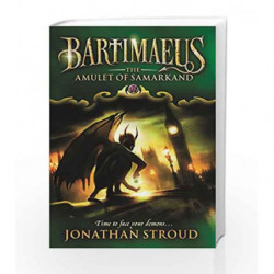 The Amulet Of Samarkand (The Bartimaeus Sequence) by Jonathan Stroud Book-9780552562799