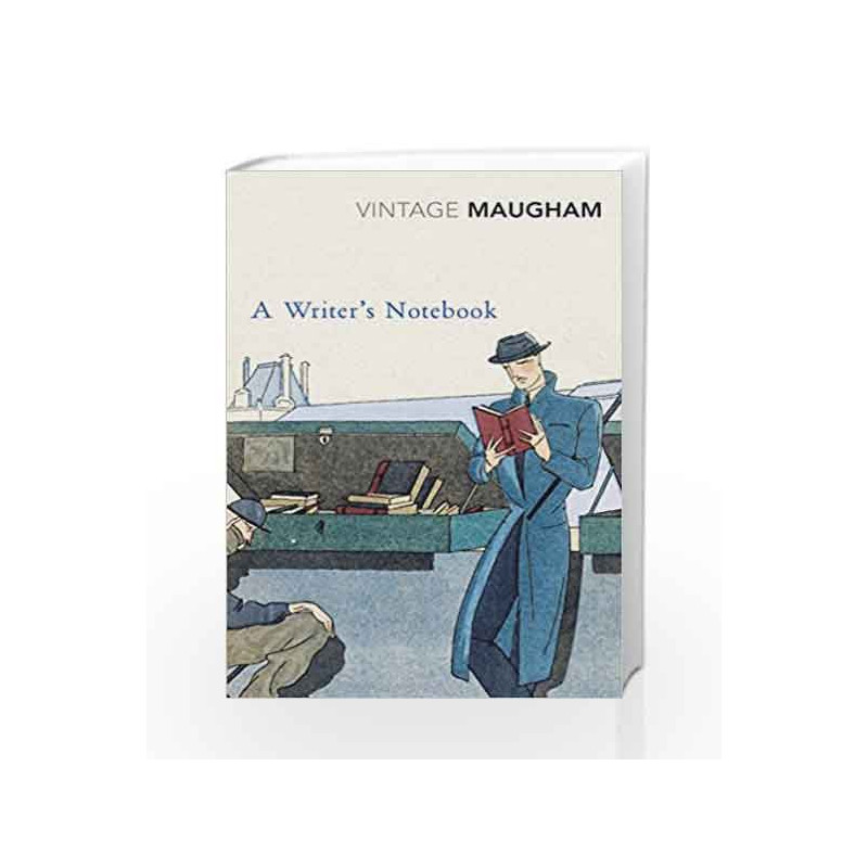 A Writer's Notebook (Vintage Classics) by W  Somerset Maugham-Buy Online A  Writer's Notebook (Vintage Classics) Book at Best Price in