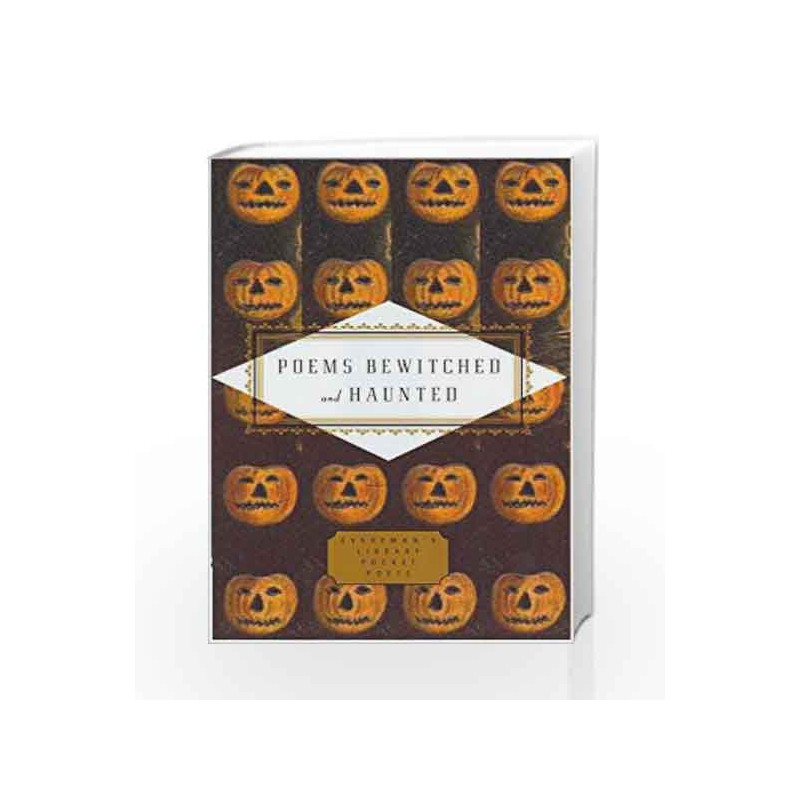 Bewitched And Haunted (Everyman's Library POCKET POETS) by NA Book-9781841597669