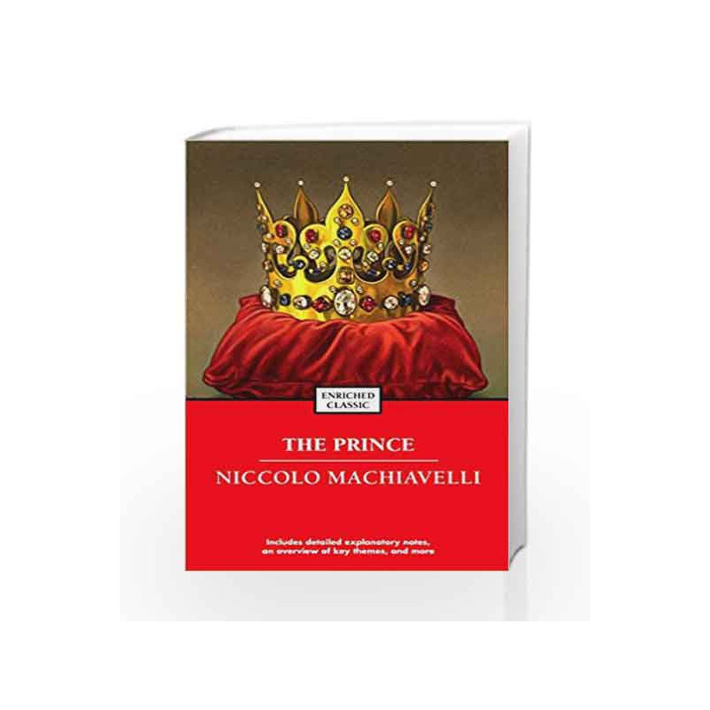 The Prince (Enriched Classics) by Machiavelli, Niccolo-Buy Online The  Prince (Enriched Classics) Book at Best Price in India:Madrasshoppe com