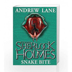 Young Sherlock Holmes 5 by Andrew Lane Book-9781447200314