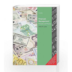 Financial Management Principles and Practice by William R. Lasher Book-9788131527252