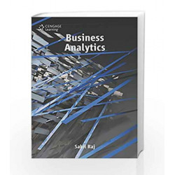 Business Analytics by Sahil Raj Book-9788131527887