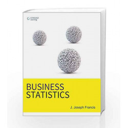 Business Statistics by J. Joseph Francis Book-9788131527931