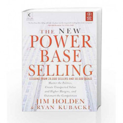 The New Power Base Selling by Holden Jim Book-9788126537167