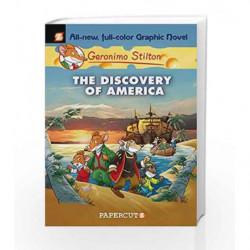 The Discovery of America: 1: 01 (Geronimo Stilton) by Geronimo Stilton Book-9781597071895