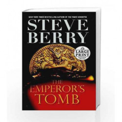 The Emperor's Tomb by Steve Berry Book-9781444724516